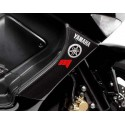 PAIR OF SIDE PANELS IN CARBON FIBER FOR YAMAHA T-MAX 2000/2007
