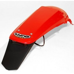 ENDURO REAR FENDER WITH UFO LED LIGHT FOR HONDA CR 125/250 R 2002/2007