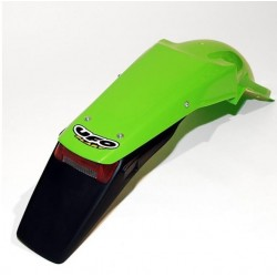 ENDURO UFO REAR FENDER FOR KAWASAKI KX 125/250 2003/2013