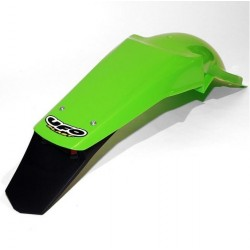 ENDURO UFO REAR FENDER WITH LED LIGHT FOR KAWASAKI KX 125/250 2003/2013