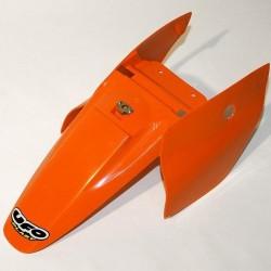 REAR FENDER WITH UFO SIDE NUMBER SIDES AS ORIGINAL FOR KTM SX 65 2002/2008