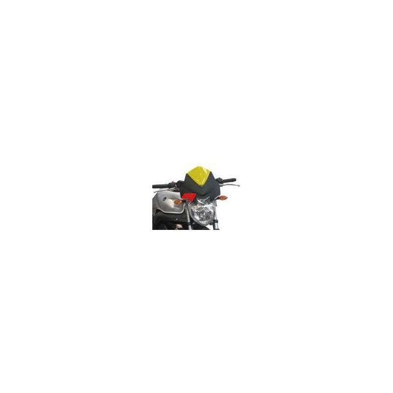 WINDSCREEN TOURING FABBRI GEN-X SERIES HIGH GLASS FOR YAMAHA FZ6 S2 2007/2013