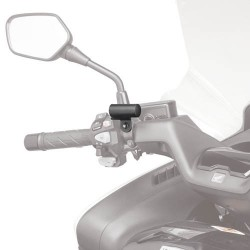 ATTACHMENT KIT FOR FIXING GIVI HOLDER ON MOTORCYCLE WITH HANDLEBARS