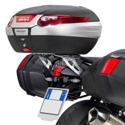 GIVI SRA690 BRACKETS FOR FIXING THE MONOKEY CASE FOR BMW K 1200 R 2005/2008, K 1300 R 2009/2015