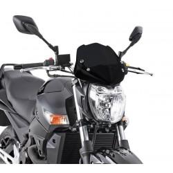 WINDSHIELD GIVI FOR SUZUKI GSR 600 2008/2011*, BLACK