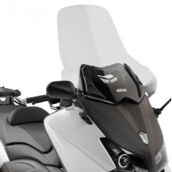 WINDSHIELD GIVI FOR YAMAHA T-MAX 530 2012/2014, TRANSPARENT