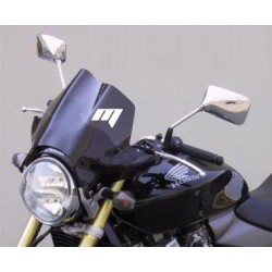 WINDSCREEN FABBRI TOURING FOR HONDA HORNET 600 2005/2006, DARK SMOKE