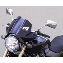 WINDSCREEN FABBRI TOURING FOR HONDA HORNET 600 2005/2006, BLACK