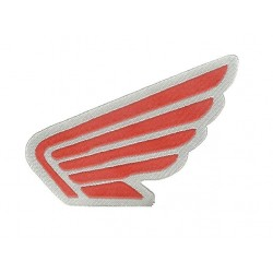 PATCH ADHESIVE IN FABRIC EMBLEM HONDA mm 70x50