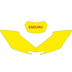 BLACKBIRD NUMBER STICKER KIT ENDURO MODEL FOR HONDA CRE 450 F 2013/2014