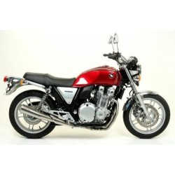 ARROW PRO-RACING EXHAUST TERMINAL IN STAINLESS STEEL FOR HONDA CB 1100 2013, APPROVED