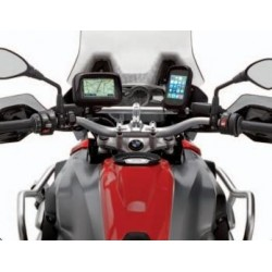 GIVI SUPPORT FOR SMARTPHONE HOLDER FOR MOTO GUZZI STELVIO 1200 2008/2013