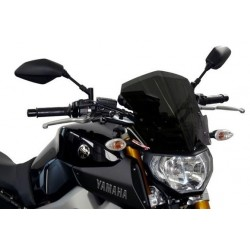 WINDSCREEN TOURING FABBRI GEN-X SERIES FOR YAMAHA MT-09 2013/2016