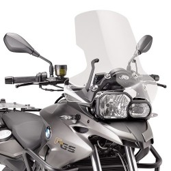 WINDSCREEN KAPPA FOR BMW F 700 GS 2013/2017, TRANSPARENT