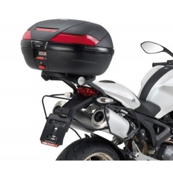 BRACKETS GIVI 780FZ FOR FIXING MONOKEY TRUNKS AND MONOLOCK FOR DUCATS MONSTER 1100 EVO 2011/2013