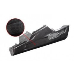 CARBON FIBER FAIRING TOE FOR DUCATI 1098 / S 2007/2008, 1098 R 2008/2010, 1198 2009/2010