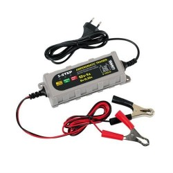 ELECTRONIC AMPEROMATIC TRAINER CHARGER WITH MAINTENANCE FUNCTION