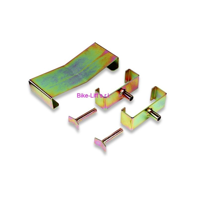 KIT SUPPORTI REGOLABILI MCL-03 PER MINI SOLLEVATORE CENTRALE A VITE (COD. MCL-20)