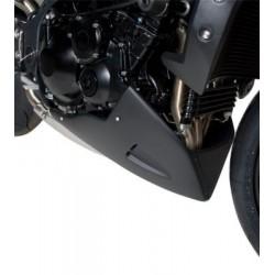 PUNTALE MOTORE AEROSPORT BARRACUDA PER TRIUMPH SPEED TRIPLE 1050 2011/2015, ARGENTO