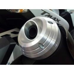BECCUCCIO 4-RACING PER TERMINALE DI SCARICO ORIGINALE YAMAHA T-MAX 530 2012/2014