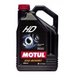 LUBRICANT OIL MOTUL HD 80W90 FOR MECHANICAL TRANSMISSIONS