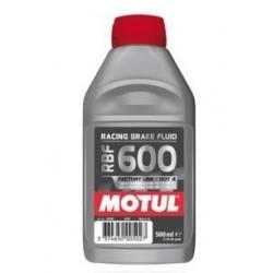 MOTUL RACING RBF600 FACTORY LINE 100% SYNTHETIC BRAKE OIL