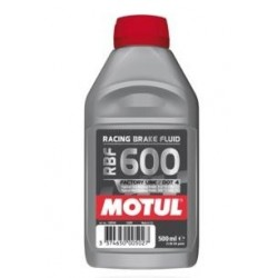 MOTUL RACING RBF600 FACTORY LINE 100% SYNTHETIC BRAKE OIL