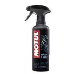 MOTUL E1 WASH & WAX DRY MOTORCYCLE CLEANER