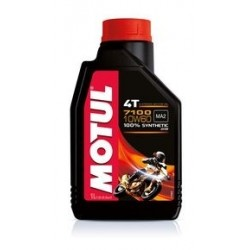 LUBRICANT OIL MOTUL 7100 10W60 FOR 4-STROKE ENGINES