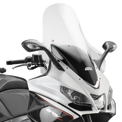 WINDSHIELD GIVI FOR APRILIA SRV 850 2011/2015, TRANSPARENT