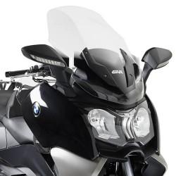 PARABREZZA GIVI PER BMW C 650 GT 2012/2015, TRASPARENTE