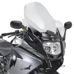 GIVI CUPOLINO FOR BMW F 800 GT 2012/2019, TRANSPARENT