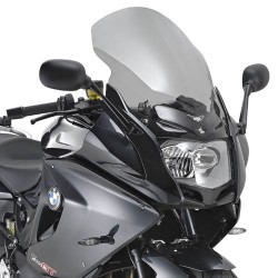 GIVI CUPOLINO FOR BMW F 800 GT 2012/2019, SMOKING'