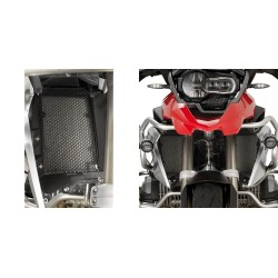 GRID PROTECTION GIVI FOR RADIATOR BMW R 1200 GS 2013/2018, R 1200 GS ADVENTURE 2014/2018