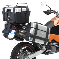 GIVI SR7700 BRACKETS FOR FIXING THE MONOKEY CASE FOR KTM 990 ADVENTURE, 950 ADVENTURE