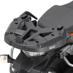 BRACKETS GIVI SR7705 FOR FIXING MONOKEY TRUNK AND MONOLOCK FOR KTM ADVENTURE 1190/R 2013/2016