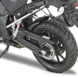 GIVI REAR FENDER WITH ABS CHAIN GUARD FOR SUZUKI V-STROM 1000 2014/2016