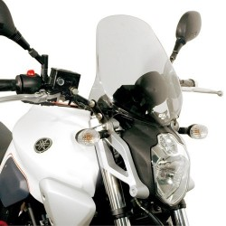 WINDSHIELD GIVI FOR YAMAHA MT-03 2006/2014, SMOKED