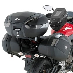 GIVI 2118FZ BRACKETS FOR FIXING THE MONOKEY AND MONOLOCK CASE FOR YAMAHA MT-07 2014/2017