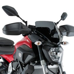 WINDSHIELD GIVI FOR YAMAHA MT-07 2014/2017, BLACK