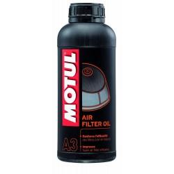 LUBRIFICANTE PER FILTRI ARIA LIQUIDO MOTUL AIR FILTER OIL (1 litro)