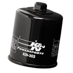 K&N 303 OIL FILTER FOR YAMAHA (SEE MODELS IN DESCRIPTION)