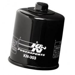 K&N 303 OIL FILTER FOR KAWASAKI ZX-6R 1995/2001, ZX-6R 2007/2015, ZX-9R 1995/2001, ZX-10R 2006/2015