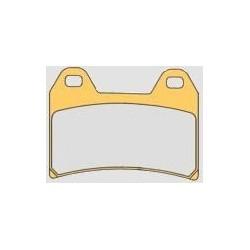 SET CARBON-CERAMIC PADS ZCOO B002 MIX EX FOR MV AGUSTA BRUTAL 920, BRUTAL 989 R, BRUTAL 990 R, BRUTAL 1090 RR