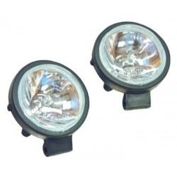 PAIR OF ADDITIONAL HEADLIGHTS H3 12V 55W