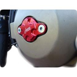 COPERCHIO ISPEZIONE FASE 4-RACING PER DUCATI MONSTER 620 2002/2006, MONSTER 696 2008/2011