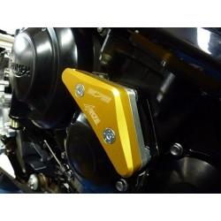 PROTEZIONE CARTER PICK-UP 4-RACING CM060 PER TRIUMPH DAYTONA 675 R 2014/2015