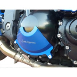 CLUTCH COVER GUARD RIGHT SIDE 4-RACING FOR TRIUMPH SPEED TRIPLE 1050 2008/2010
