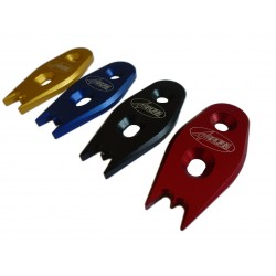PAIR OF 4-RACING MIRROR HOLE CAPS FOR BMW S 1000 RR 2015/2018