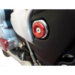 4-RACING FRAME PLUG KIT FOR MV AGUSTA RIVALE 800 2014/2018